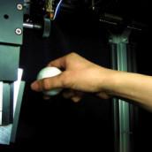 Noncontact Surface Hardness Sensing