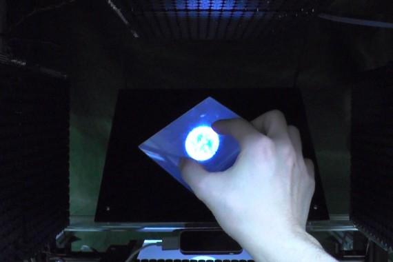 Stationary Ultrasound Airborne 3D Haptic Image