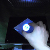Static 3D Haptic Image by Airborne Ultrasound