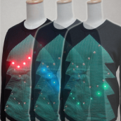 Wearable Network Using 2D Communication