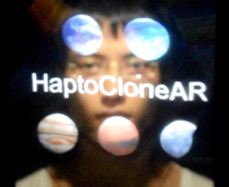 HaptoCloneAR