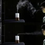 Midair Ultrasound Fragrance Rendering